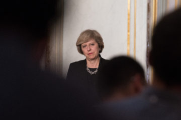 Eyeing increased trade with Turkey, British PM meets with Erdoğan, PM Amid Massive Right Violations