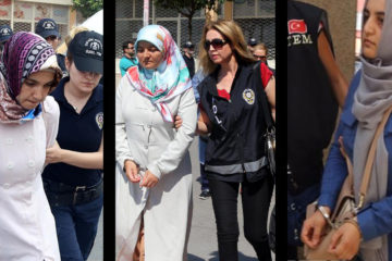 Hundreds of people detained by AKP gov't on alleged Gülen links in few days