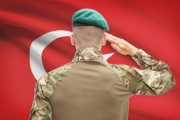 Purged military officer feels insecure due to Turkish intel activities in Europe