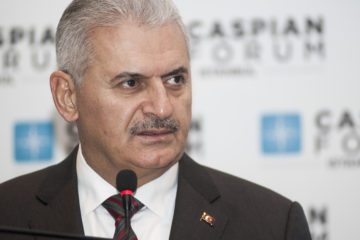 Turkey's PM Yıldırım says Gülen movement was behind arrest of Halkbank's Atilla in US