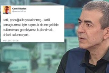 Pro-Erdoğan columnist: Authorities should use child to make suspect father talk