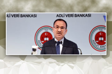 Justice minister slams EU countries for not extraditing alleged Gülen followers
