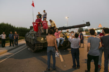 Key coup suspect says he was threatened by armed men to support putsch in Turkey