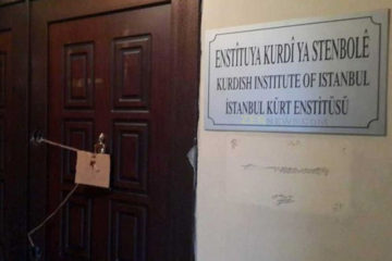 The assets of the Kurdish Institute of Istanbul seized