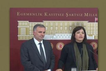 Pro-Kurdish HDP's Deputy Meral Danış Beştaş arrested
