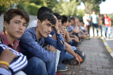 96 Refugee Workers Lost Their Lives in Turkey in 2016