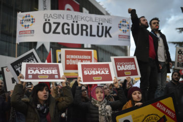 Freedom of the press in Turkey: Far worse than you think
