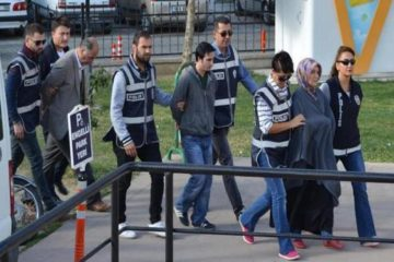 Dozens detained, arrested over alleged Gülen links in witch hunt campaigns