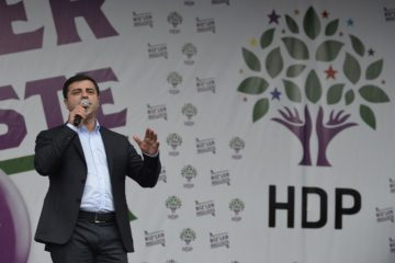 Turkish court rules to keep pro-Kurdish HDP's co-chair Demirtaş behind bars