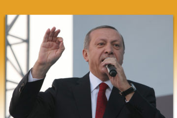 Erdoğan's daily routine: He calls Europe fascist, claims mosques were burned