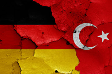Germany wants Europe to suspend preparations for EU-Turkey customs union