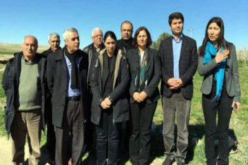 Conflicting reports arrive from Koruköy, blockaded by Turkish military