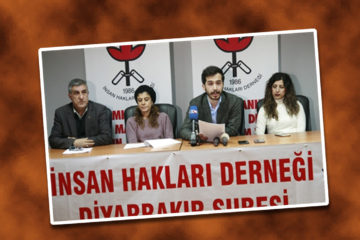 İHD report: 7,907 rights violations took place in Turkey's SE in 3 months