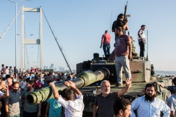 Turkish gov't sentences 5 military officers to aggravated life sentences over coup claims