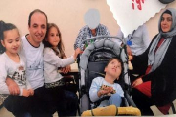 Mother with 2 disabled children detained over Gülen links