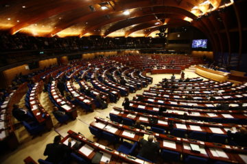 PACE to discuss and vote on degrading Turkey's status to monitoring process on Tuesday