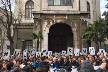 Purged academics vow to back to university