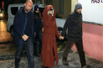 Mother with 6-month-old baby detained in Balıkesir, sent to Tekirdağ for interrogation