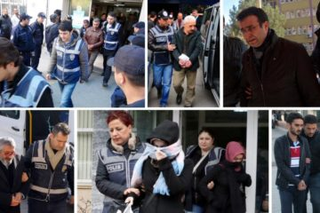 In a day 91 arrested, 233 others detained over coup charges in Turkey