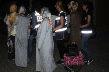 Turkish gov't detains 11 women and dozens more over alleged links to Gülen movement