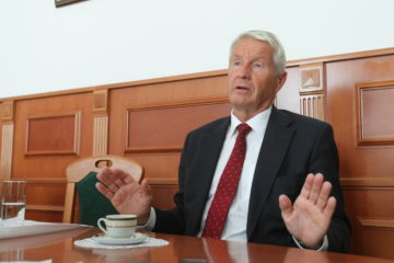Jagland says jailed journalists and deputies are priority for Council of Europe