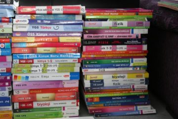 Turkey's gov't to destroy 216K textbooks published by Gülen Movement affiliated publishing houses