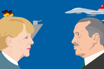 Merkel urges Erdoğan to uphold freedom of opinion, press
