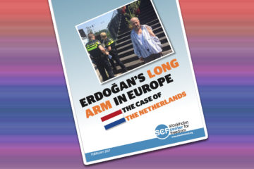 SCF report on the Netherlands decodes Erdoğan's long arm in Europe