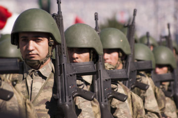 Turkish military to enlist 30,000 new personnel after purge