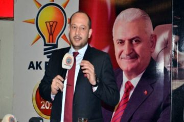 AKP official who attracted criticism with civil war remarks resigns