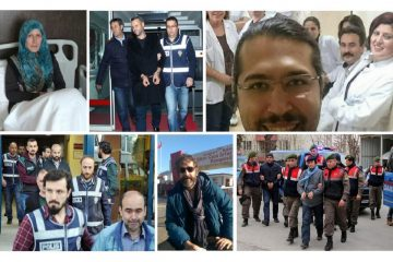 TURKEY PURGE IN 8 DAYS: 358 arrested, 785 detained over coup charges
