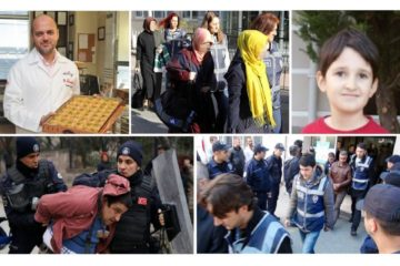TURKEYPURGE.COM: 4,464 dismissed, 237 arrested, 669 detained over coup charges in 9 days