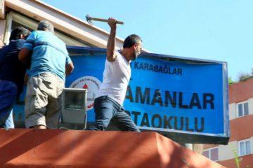 Gov't turns Turkey's leading science college into religious school, mosque