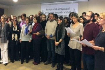 Report by English Pen shows freedom of expression in jeopardy in Turkey