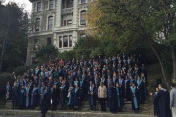 Boğaziçi University academics protest dismissal of colleagues