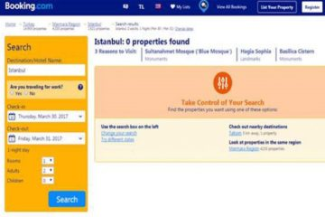 Turkish hoteliers blast Booking.com ban amid concerns over worsening business