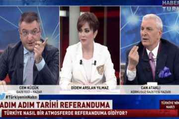 Erdoğanist hitman threatens journalist Ataklı: You will be finished within 5 minutes