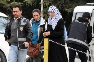 With husband already in jail, woman along with two children detained in post-coup witch hunt