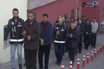 Report: 161,751 people detained, 50,334 people arrested in Turkey over alleged Gülen links