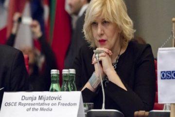 OSCE calls on Turkey to halt purge against critical voices