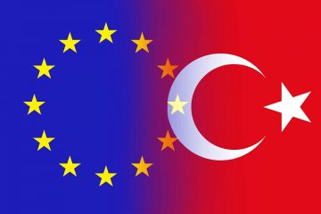 Survey shows 80 percent of Turkish people back Turkey's EU membership