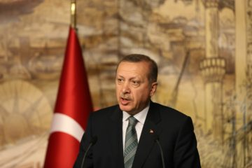 Erdoğan calls Turkey's jailed journalists 'thieves, child abusers, terrorists'