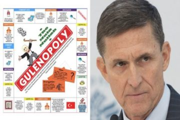 FARA filing reveals Flynn Intel hired to research US-based cleric Gülen