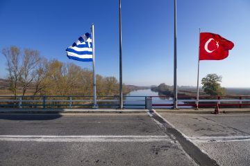 Greece has adopted illegal border push-back for Erdoğan critics