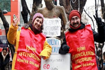 Turkish court decides imprisonment of hunger striking educators Gülmen and Özakça to continue