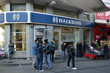 Halkbank says Turkish gov't working on issue of executive's US detention