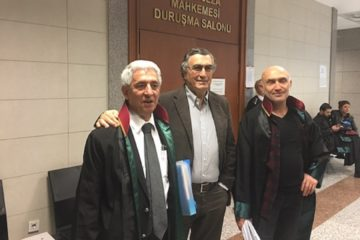 Journalist Hasan Cemal's trial over columns on Kurdish settlement process begins