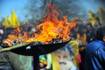 Turkish government cancels Nevruz celebrations