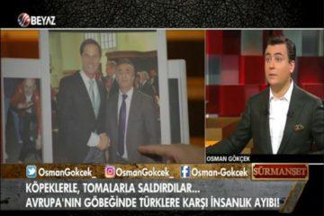 Dutch journalist filed complaint against threats from Turkey