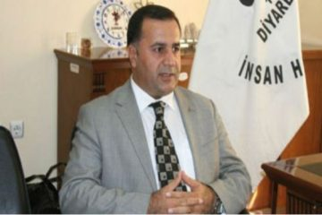 İHD deputy chairman detained on terror charges